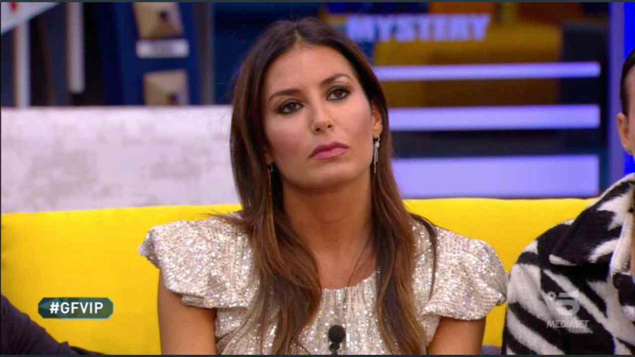 Elisabetta Gregoraci al GF Vip 5
