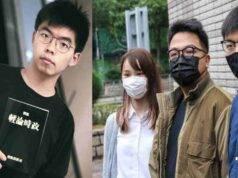 Joshua Wong 13 mesi e mezzo di carcere