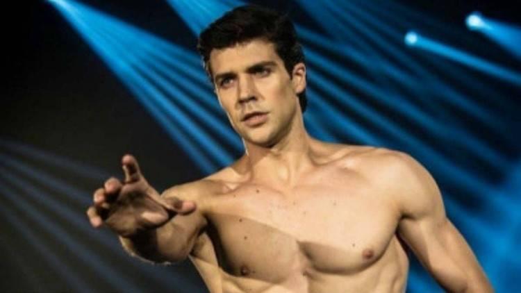 Roberto Bolle Danza Con Me (1)