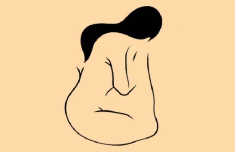 Test: vedi un volto o una donna?