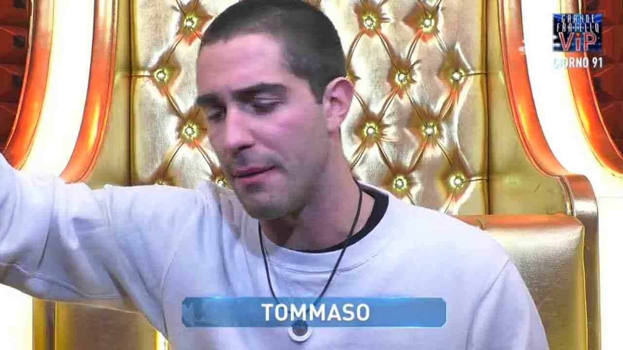Tommaso Zorzi, Grande Fratello Vip