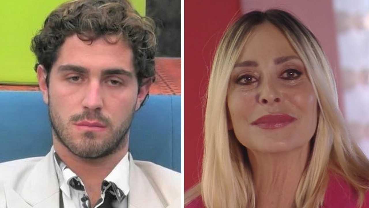 Tommaso Zorzi e Stefania Orlando