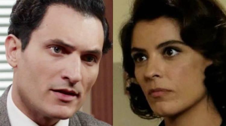 Vittorio e Beatrice- rivelazioni al Paradiso delle Signore
