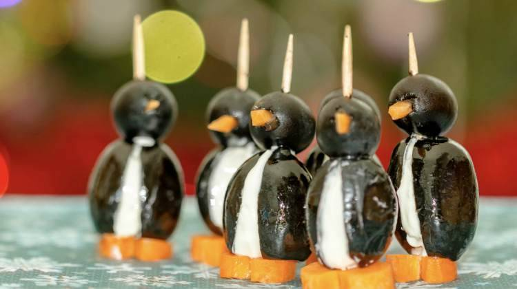 antipasto pinguini