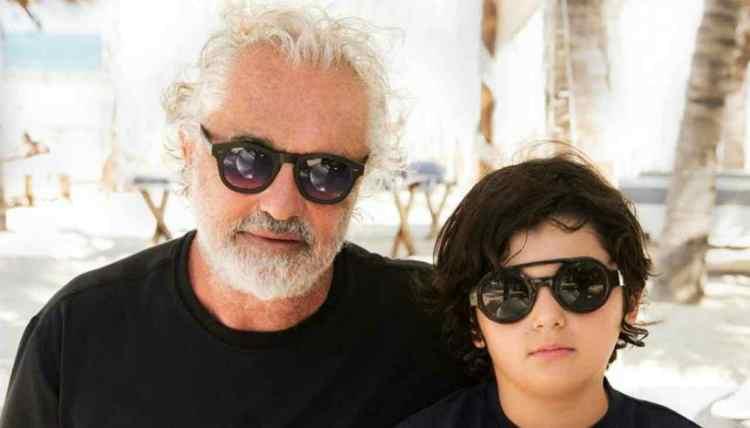 Flavio Briatore, un grave lutto per l'imprenditore