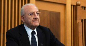 Governatore della Campania citato in giudizio dalla Corte dei Conti