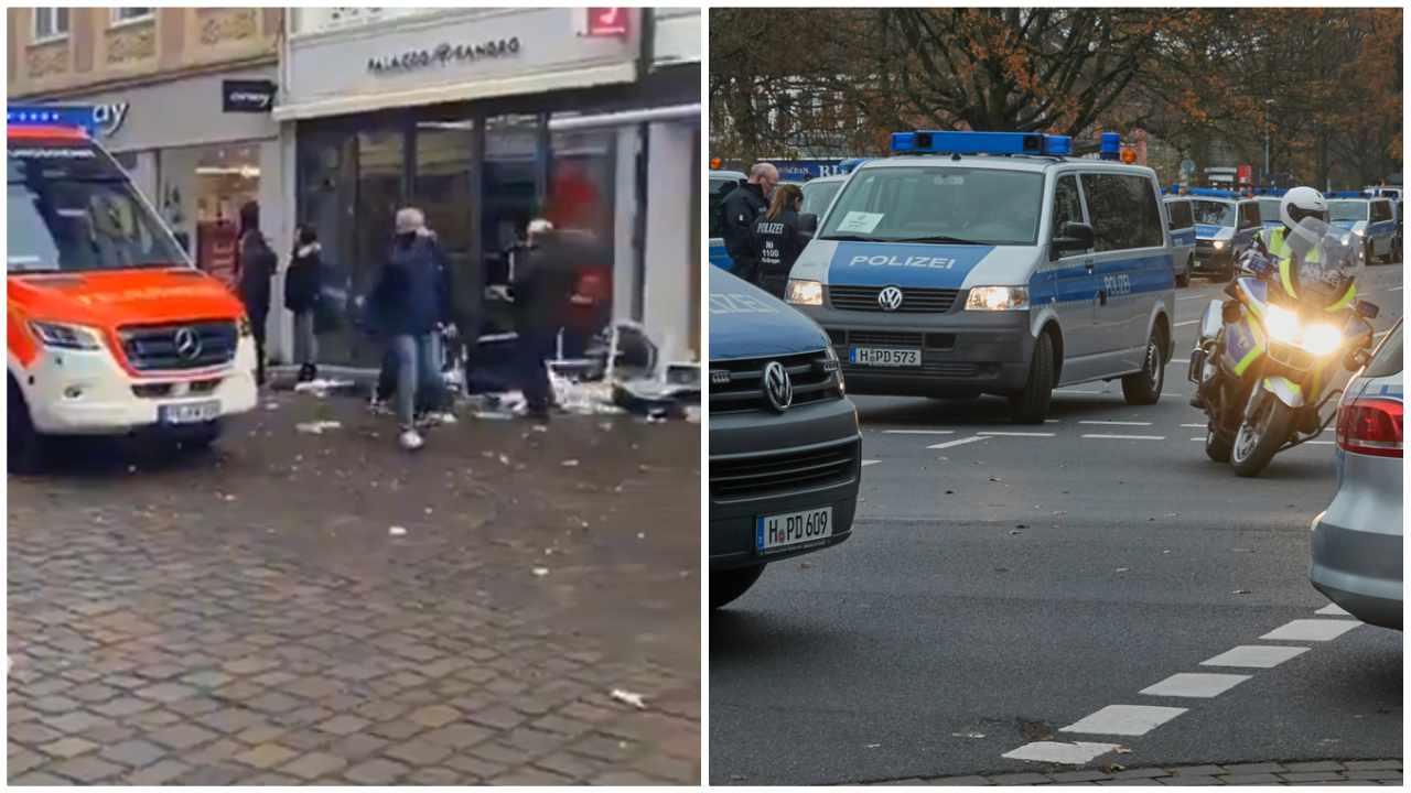 Auto sulla folla in Germania, identificato l'autista: bambino di 9 mesi tra le vittime del folle gesto