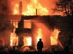 incendio comunità tossicodipendenti