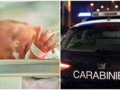 svolta indagini neonato