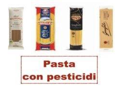pasta con pesticidi