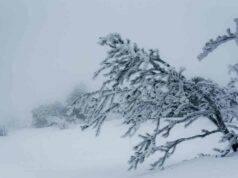Meteo, previsioni 3 dicembre: ciclone invernale con neve e pioggia