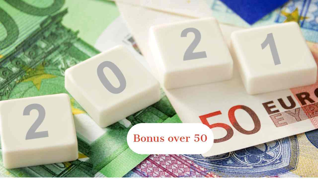 Bonus over 50