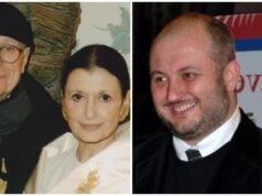 Carla Fracci marito figlio