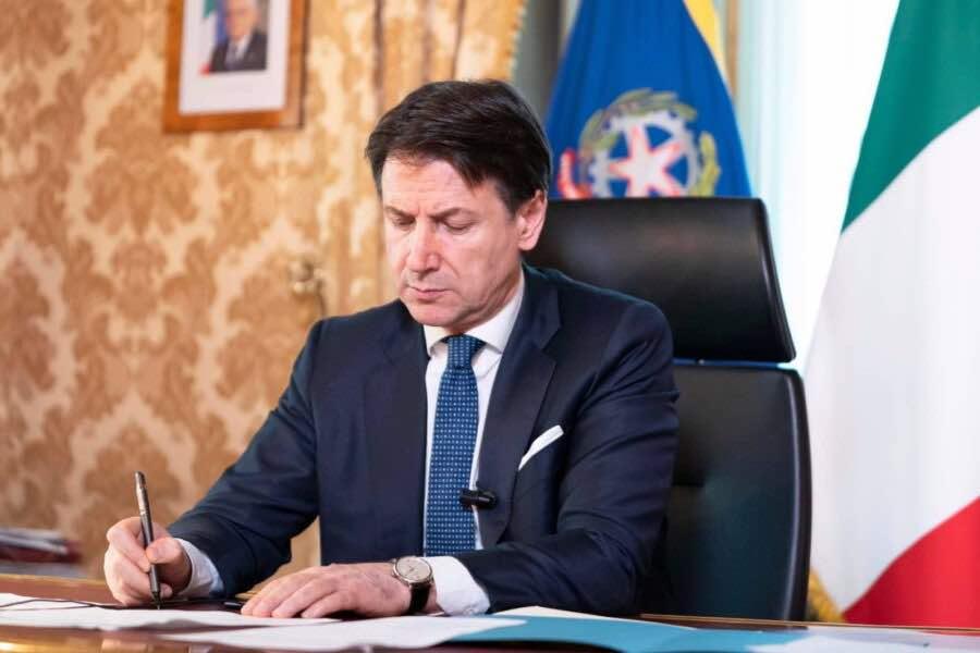 Senato Maggioranza a Conte