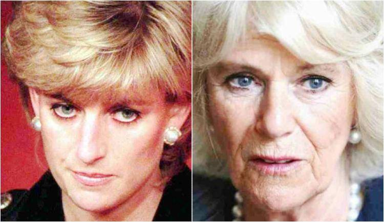 Diana, il retroscena da brividi