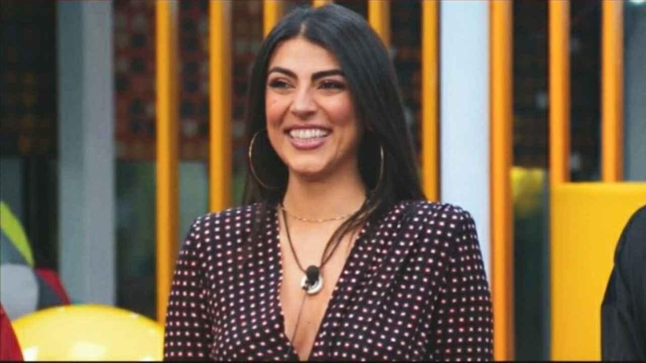 Giulia Salemi al Grande Fratello VIP
