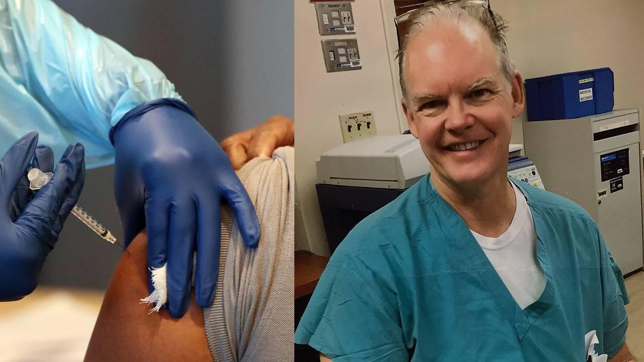 Gregory Michael Miami Vaccino