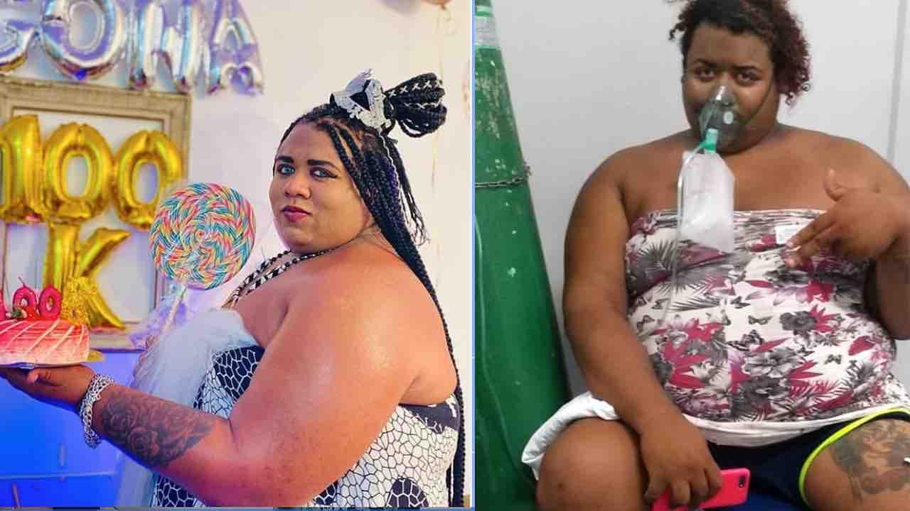 Ygona Moura Influencer brasiliana
