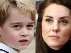 Kate Middleton in ansia per George