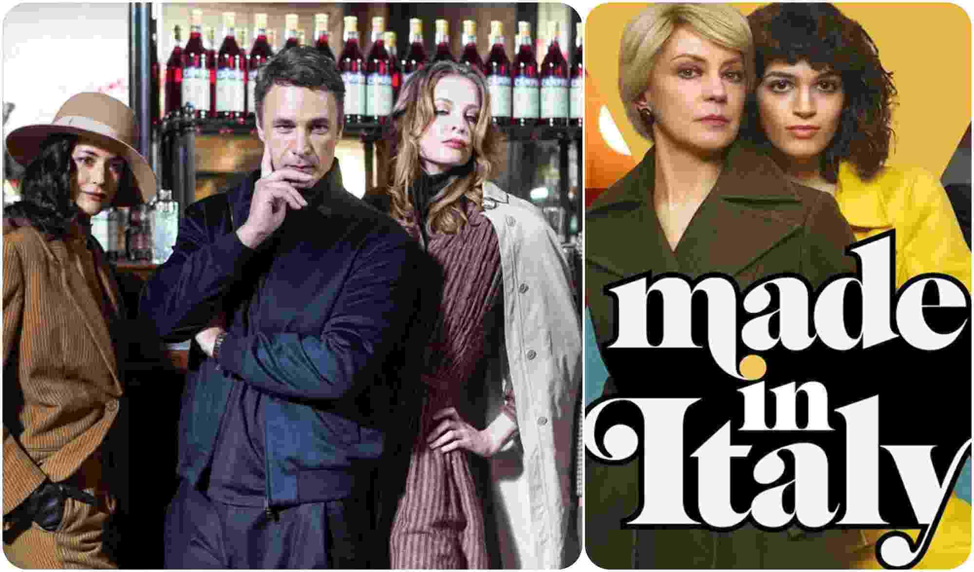 Made in Italy, spoiler terza puntata- Raoul Bova