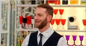 Mauro Cipollone barman primo appuntamento