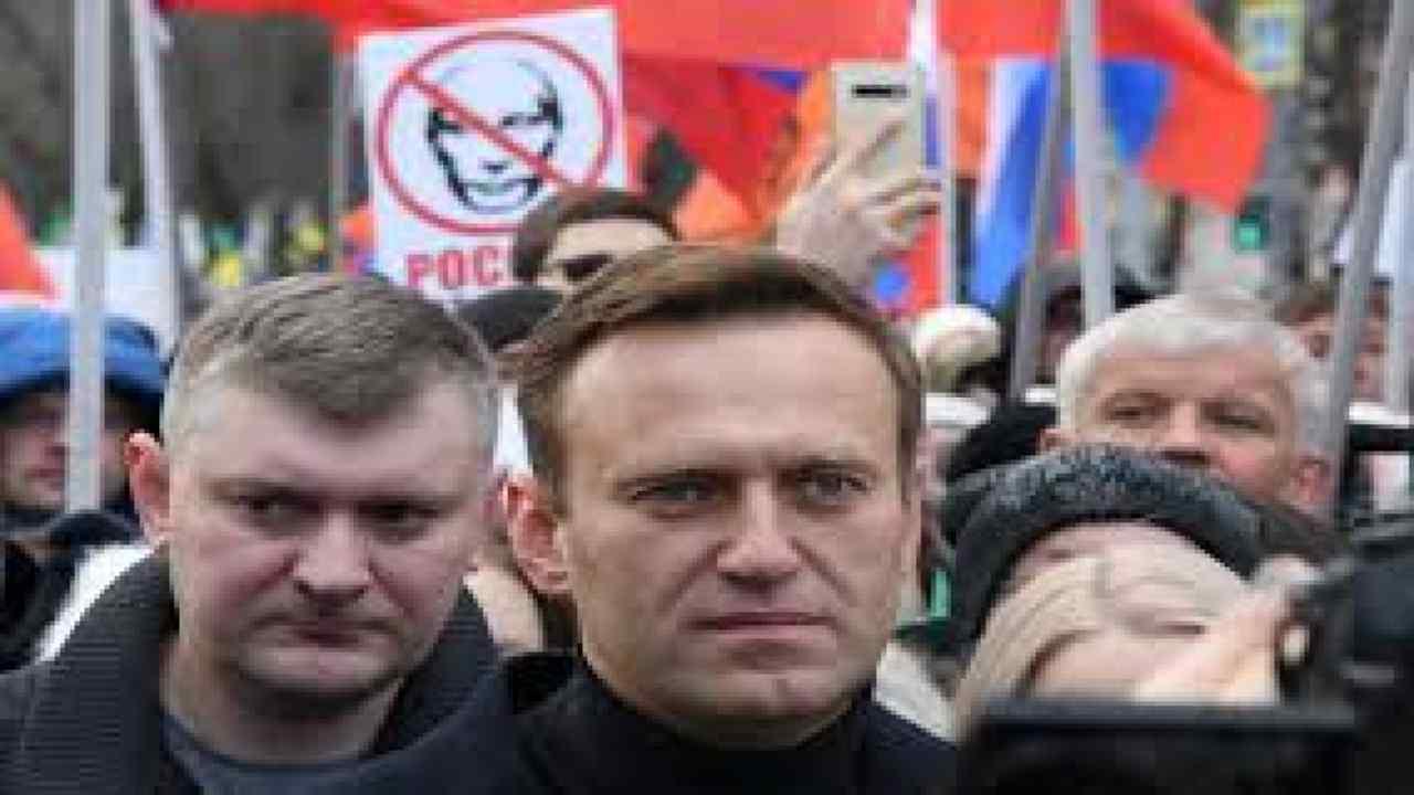 Proteste per Navalny in Russia