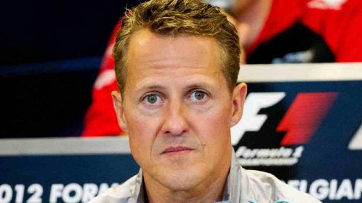 ultime notizie su michael Schumacher