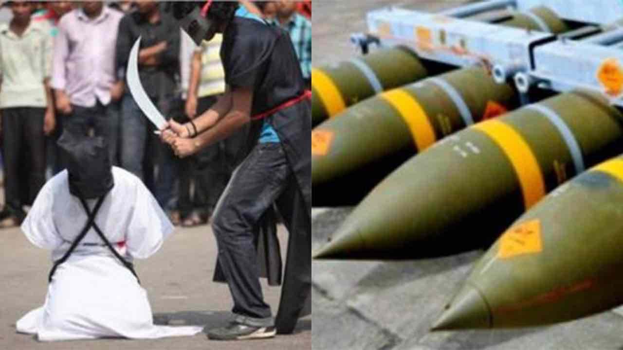 L'Italia ferma le commesse di armi all'Arabia Saudita e gli Emirati Arabi