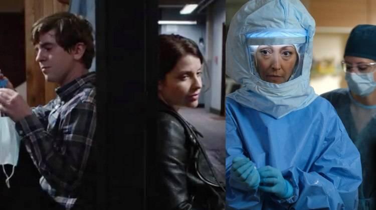The Good Doctor 4- 1' puntata anticipazioni, Shaun e Lea