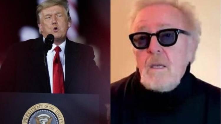 Trump usa brano di Tozzi e lui replica