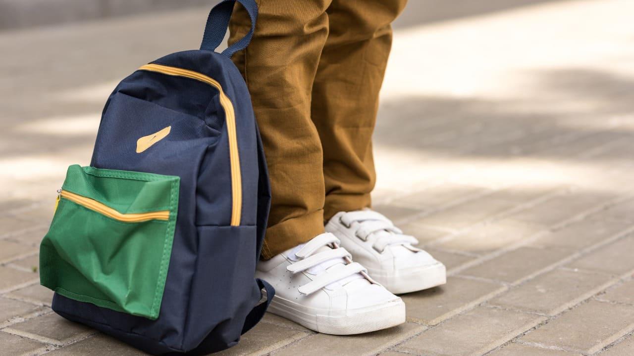 bambino porta hashish a scuola