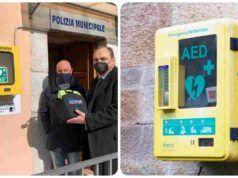 Torrecuso defibrillatore