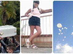 funerali Antonella Sicomero
