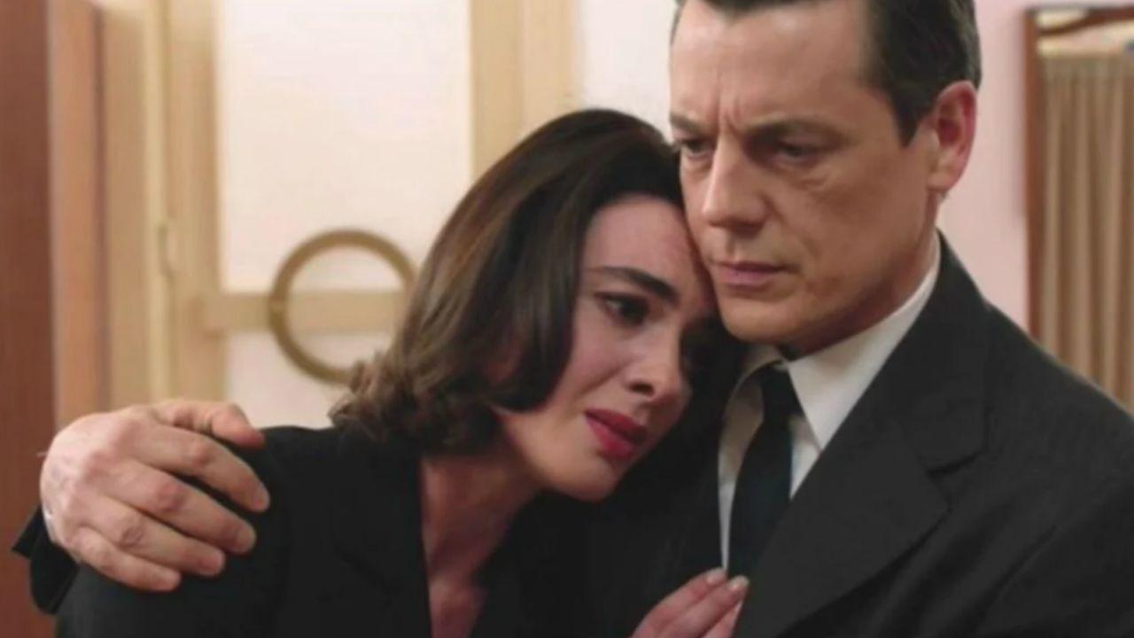 Clelia e Luciano Il Paradiso delle Signore