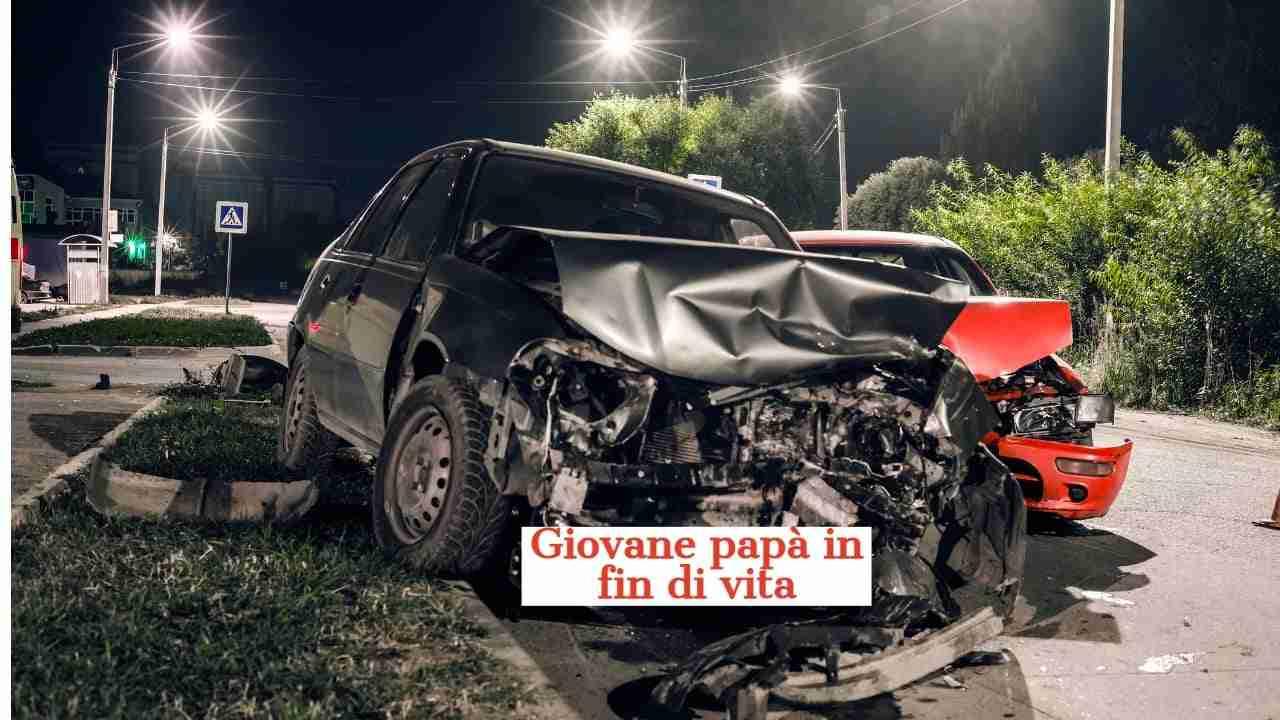 incidente Melito Angelo Marrone fin di vita