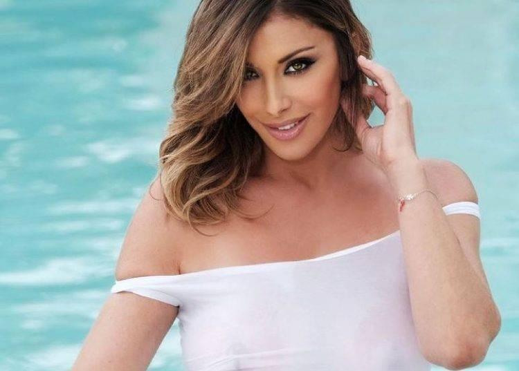 Sabrina Salerno, le curve schiacciate