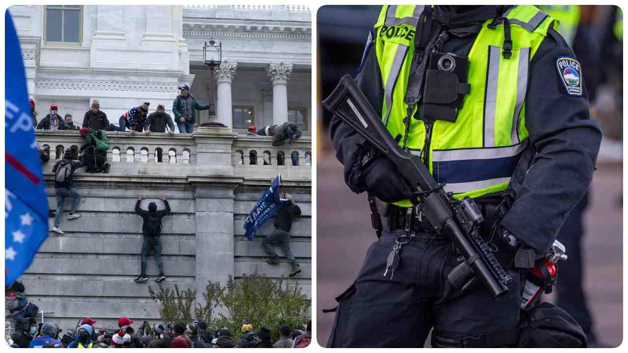 scontri usa morto poliziotto
