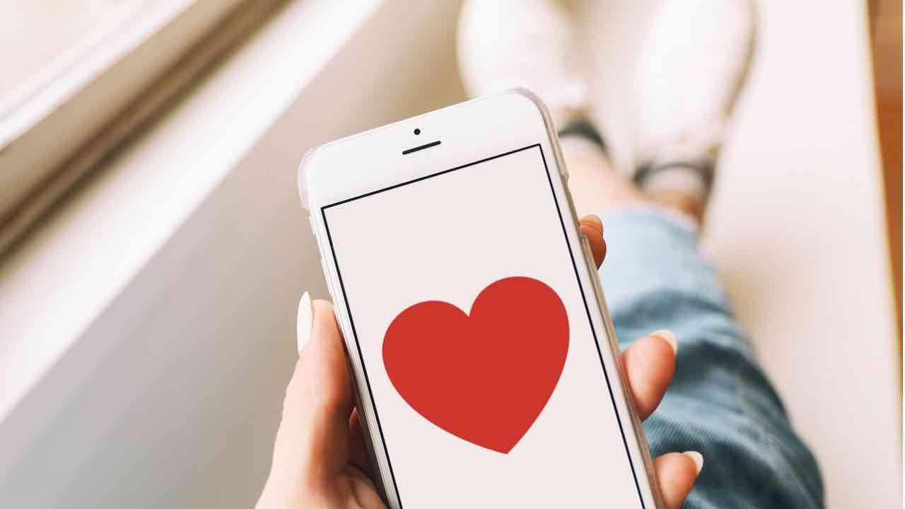 App dating Tinder Vaccino