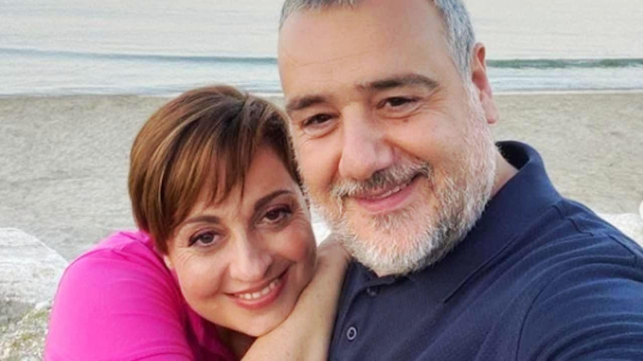 Benedetta Rossi, scenata per il marito Marco