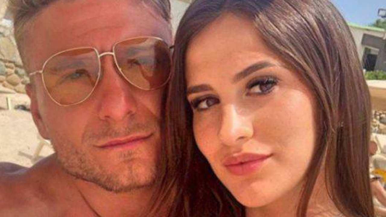 Ciro Immobile moglie Jessica Melena