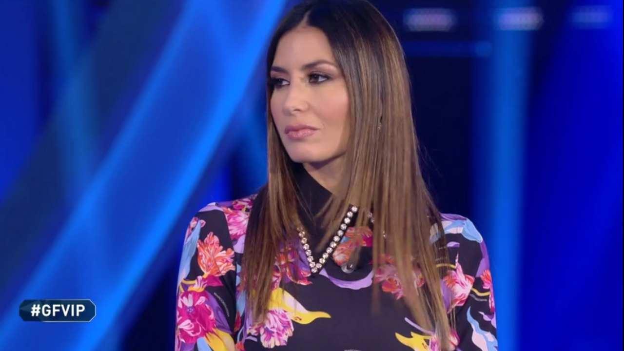 Elisabetta Gregoraaci, GF vip 5
