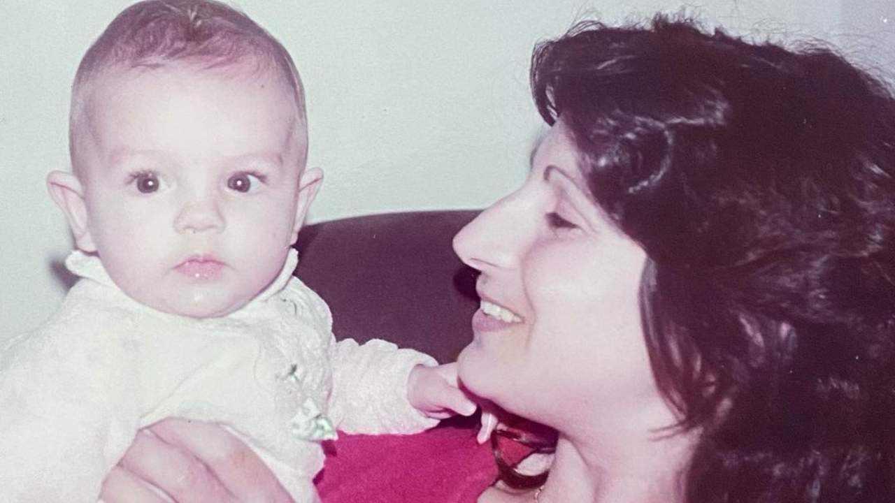 Emma Marrone da piccola bambina