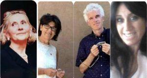 Gialli della settimana; Rosina, Neumair, Ilenia