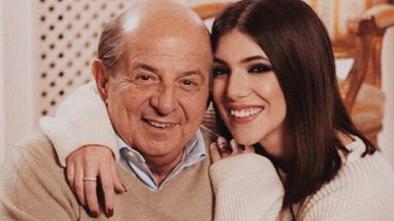 Giancarlo Magalli figlia Michela Magalli