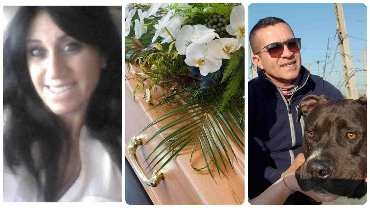 funerali Ilenia Fabbri