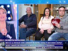 Live - Non è la D'Urso, Grazia e Gianluca
