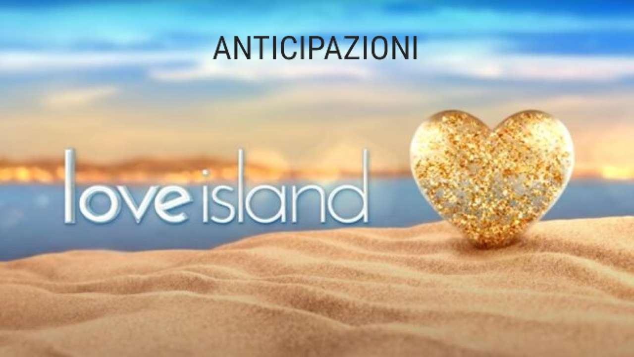 Love Island anticipazioni