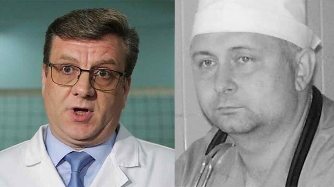 Morte medico russo di Navalny