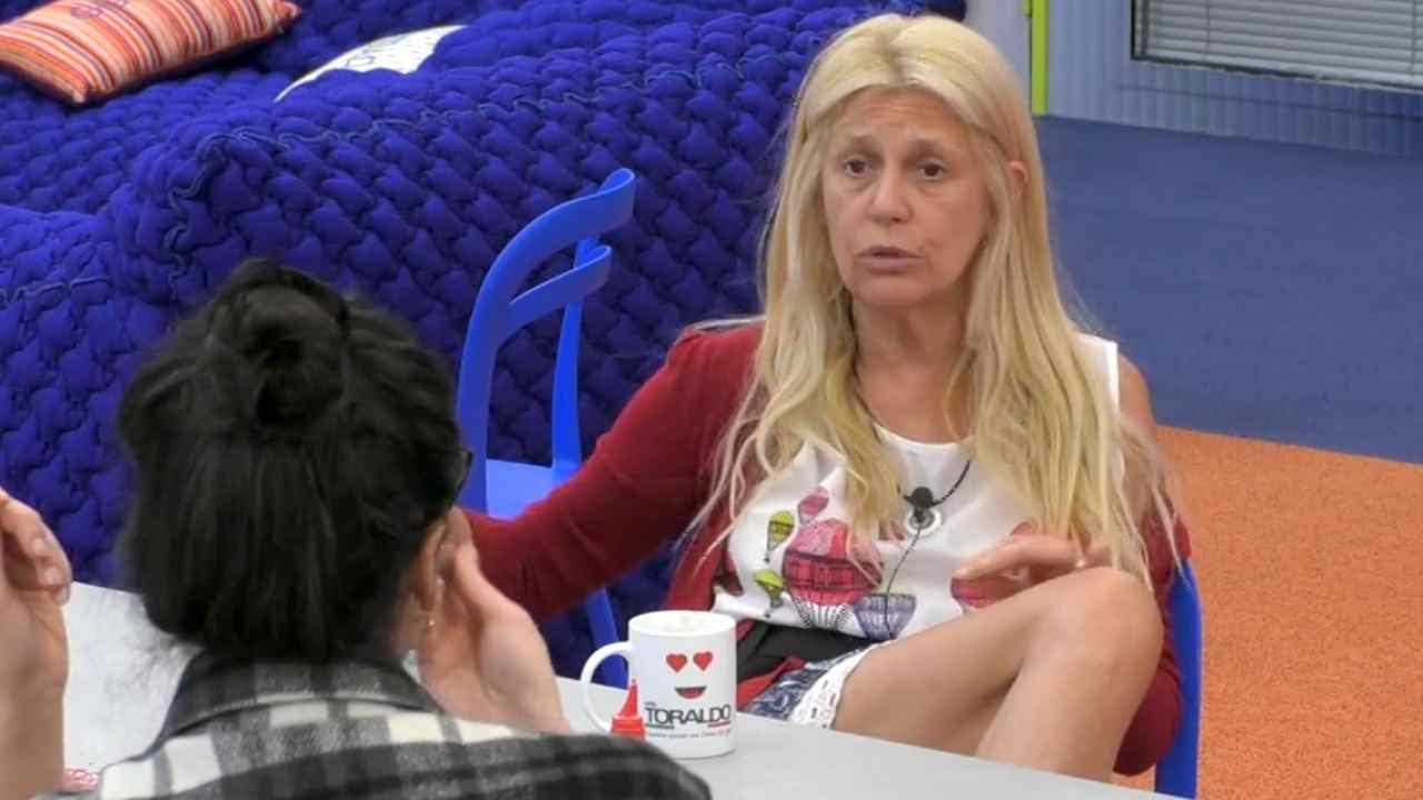 Maria Teresa Ruta, GF Vip 5