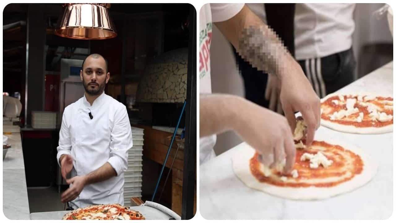 Pizzaiolo  vuole insegnare il mestiere ai carcerati.